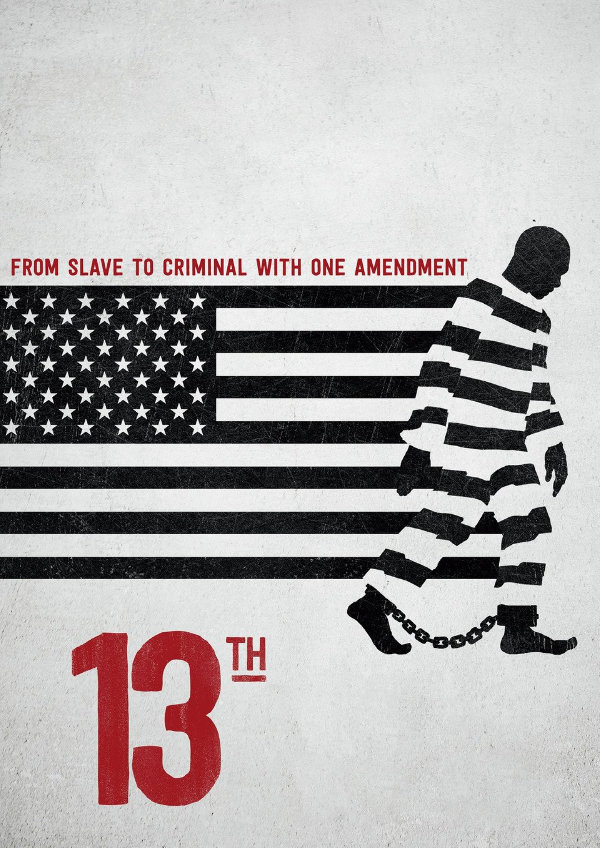 '13th' movie poster