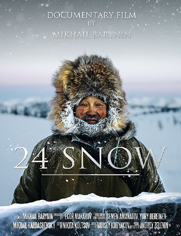'24 Snow' movie poster