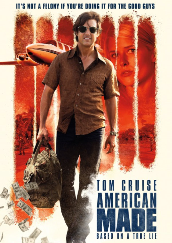 'American Made' movie poster