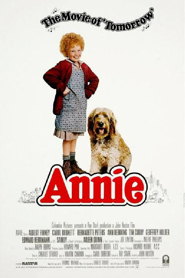 'Annie' movie poster