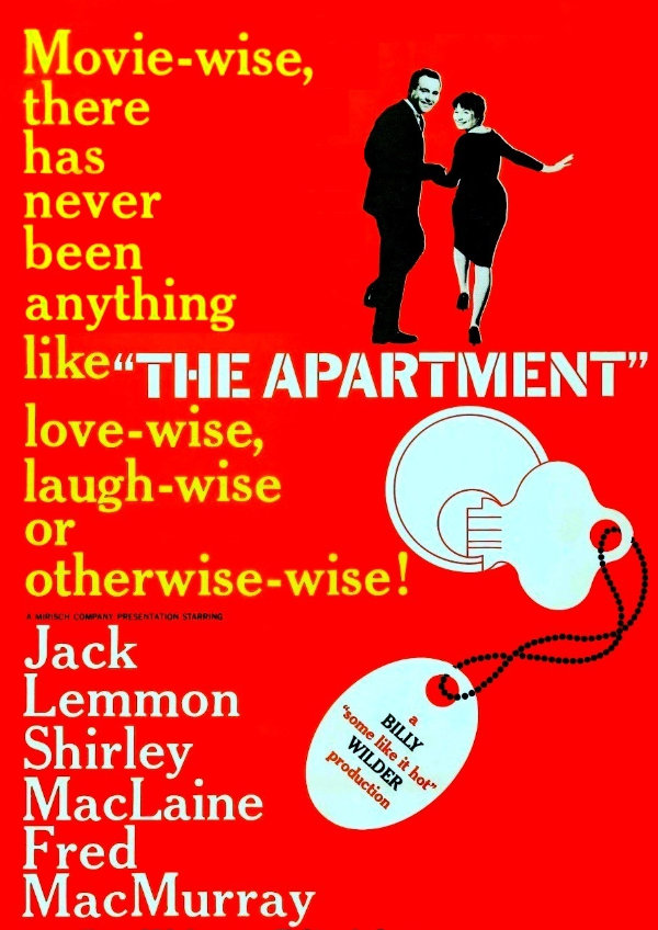 'The Apartment' movie poster