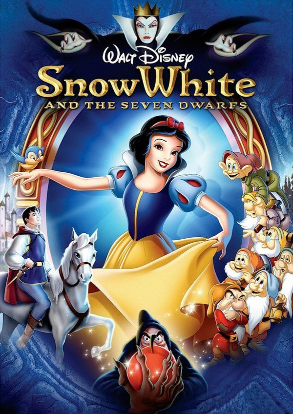 'Snow White And The Seven Dwarfs' movie poster