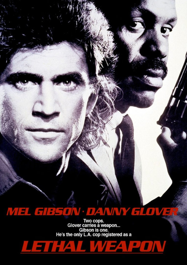 'Lethal Weapon' movie poster
