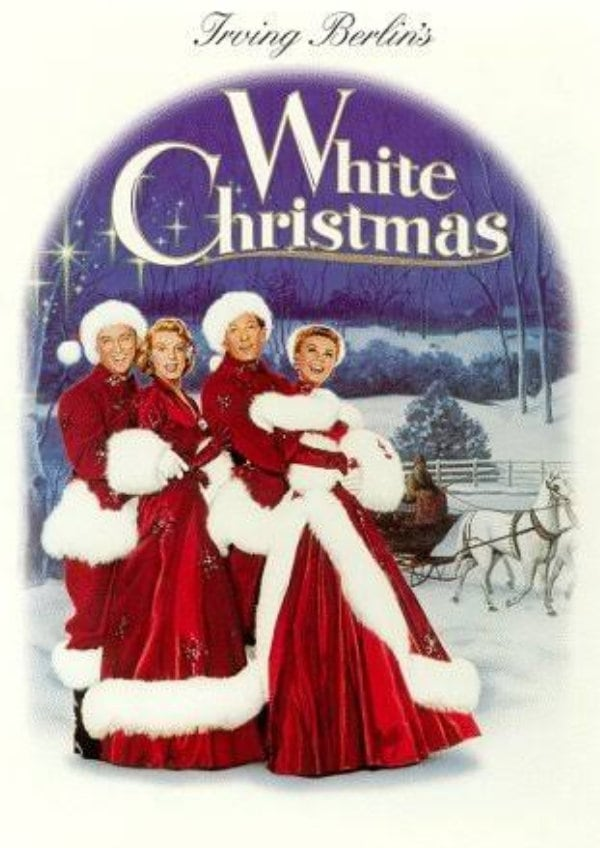 'White Christmas' movie poster