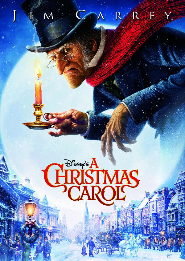 'A Christmas Carol' movie poster