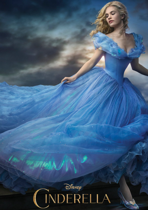 'Cinderella' movie poster