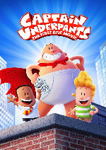 Captain Underpants: The First Epic Movie showtimes