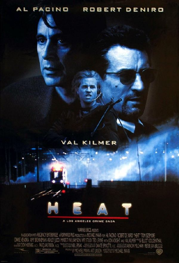'Heat' movie poster
