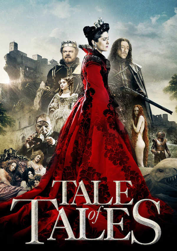 'Tale Of Tales' movie poster
