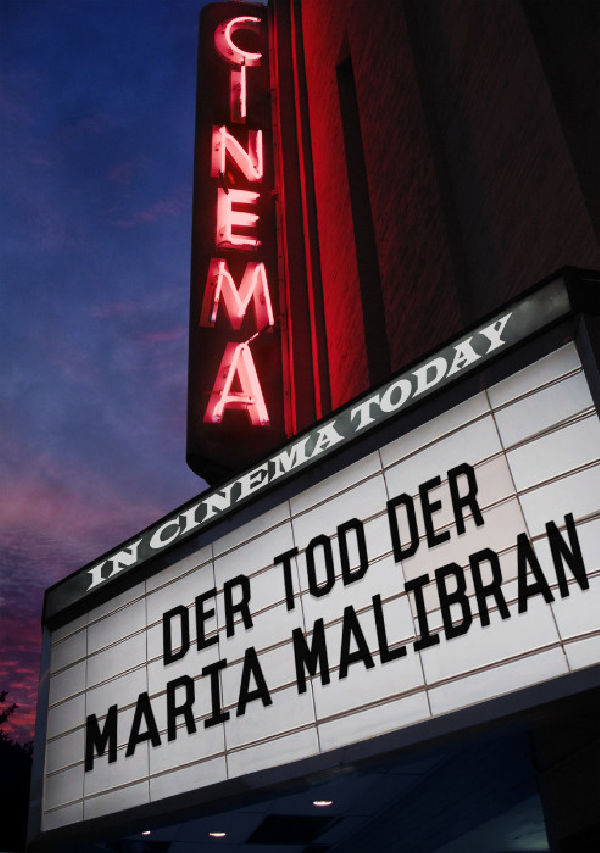 'Der Tod Der Maria Malibran (The Death Of Maria Malibran)' movie poster