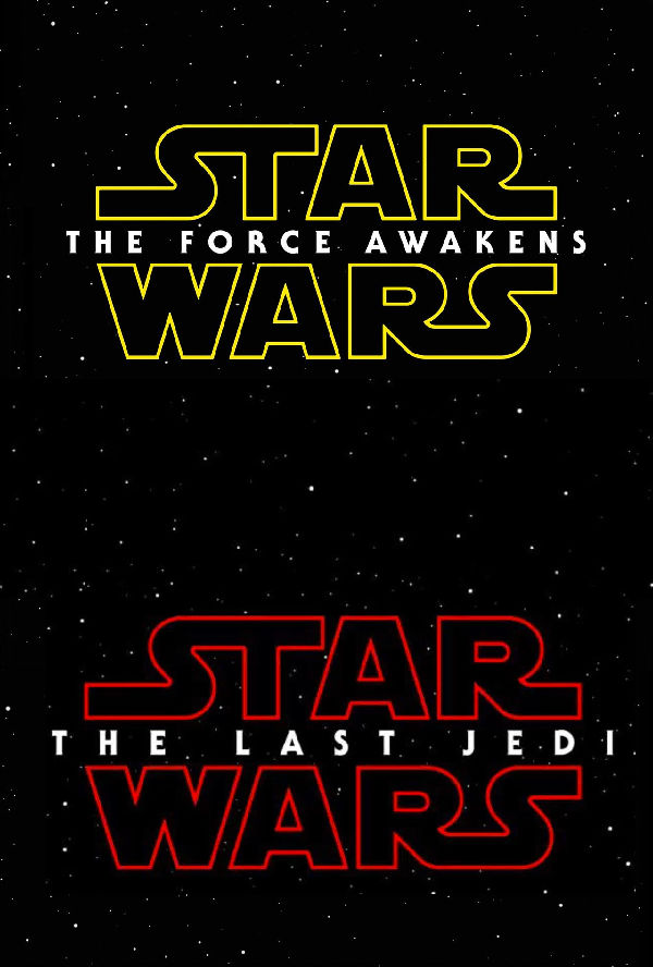 'Star Wars Episode VII & VIII Double Bill (IMAX)' movie poster