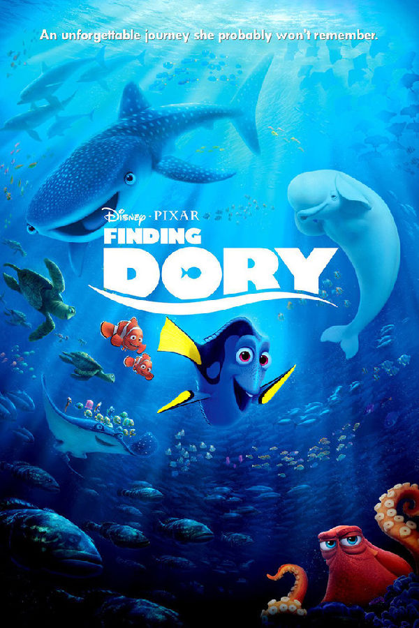 'Finding Dory' movie poster
