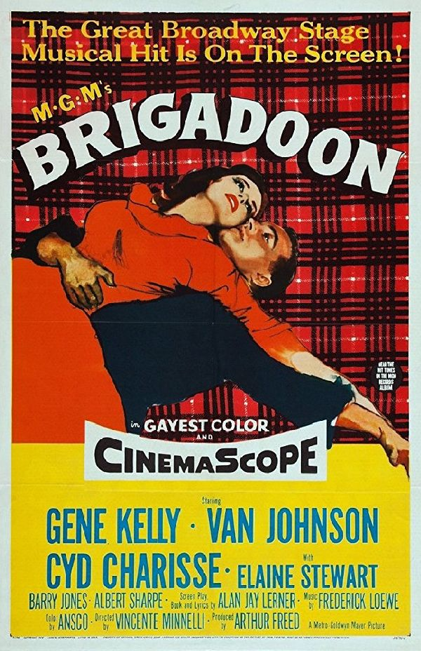 'Brigadoon' movie poster