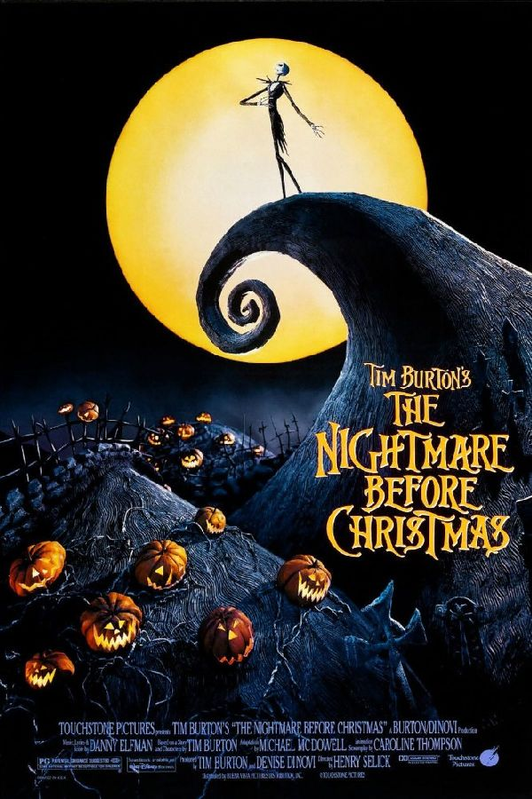 'Tim Burton's The Nightmare Before Christmas (Sing-A-Long)' movie poster
