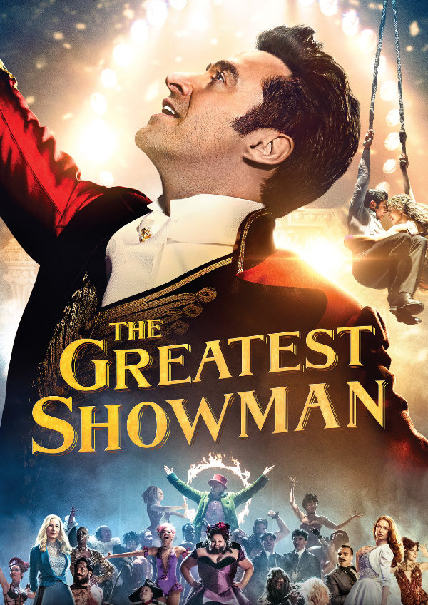 'The Greatest Showman' movie poster