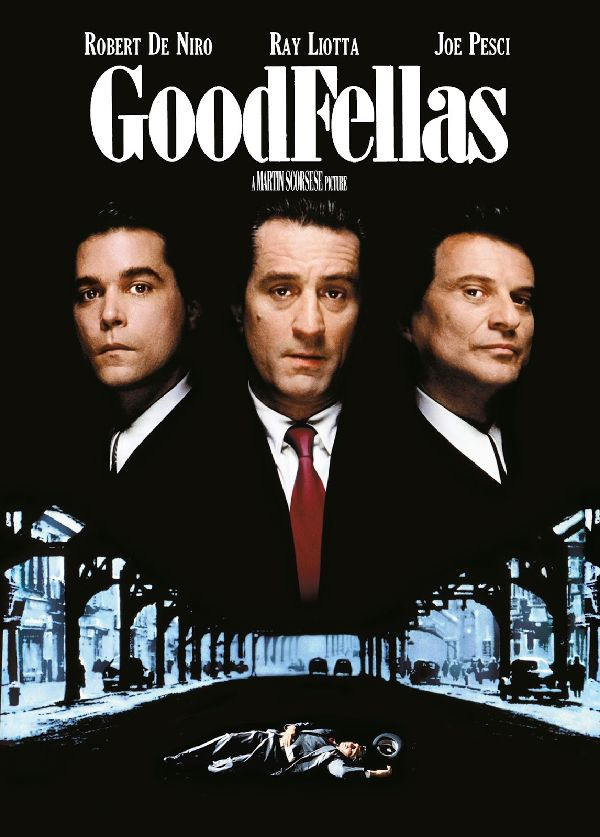 'GoodFellas' movie poster