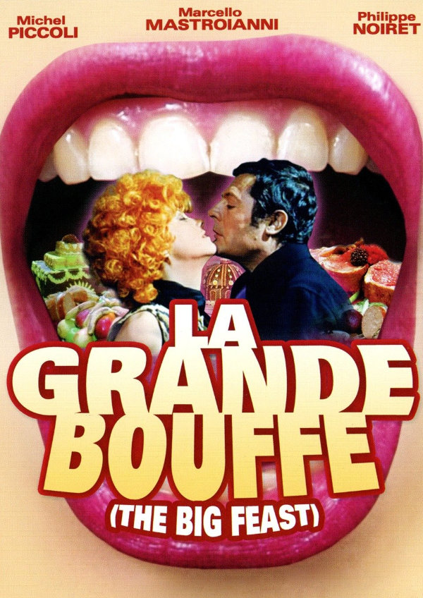 'La Grande Bouffe' movie poster