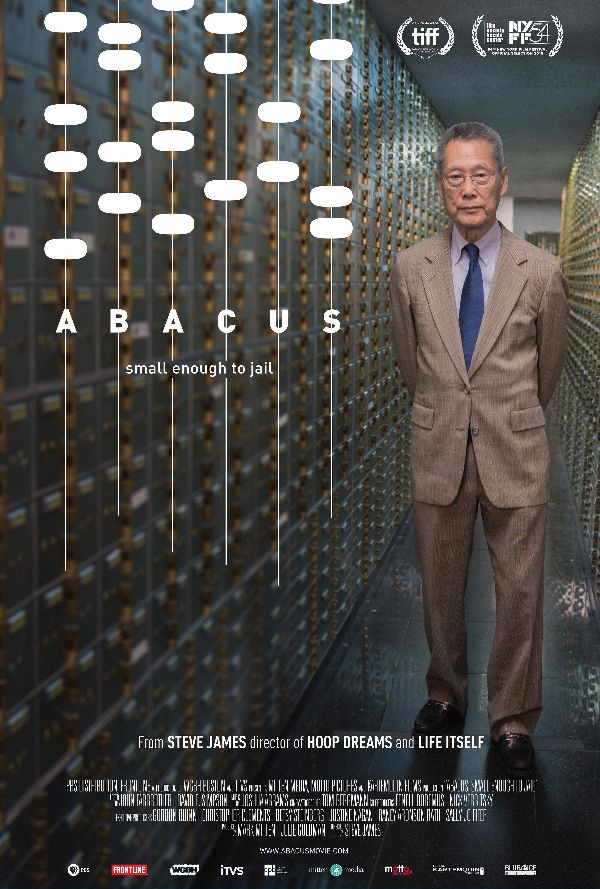 'Abacus: Small Enough To Jail' movie poster