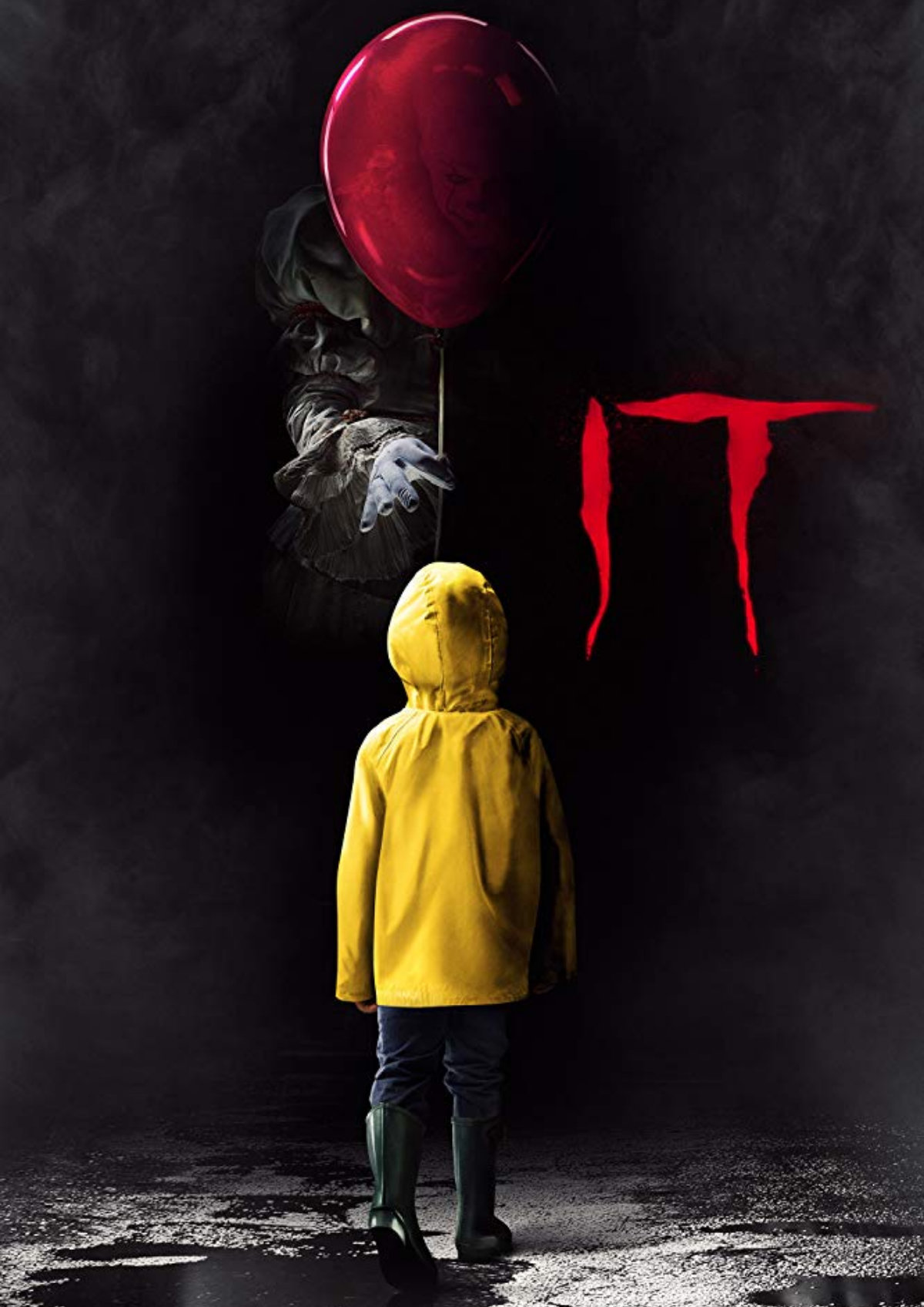 'It (2017)' movie poster