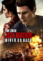 Jack Reacher: Never Go Back showtimes