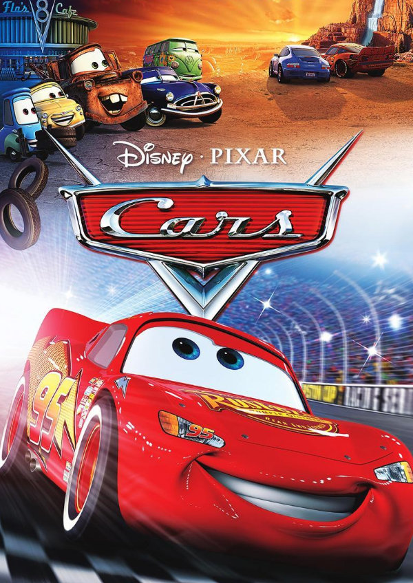 'Cars' movie poster