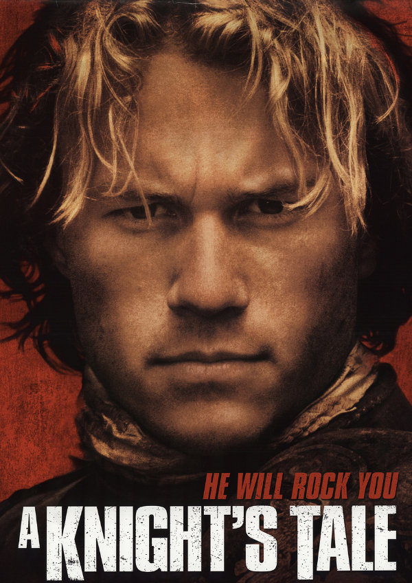 'A Knight's Tale' movie poster