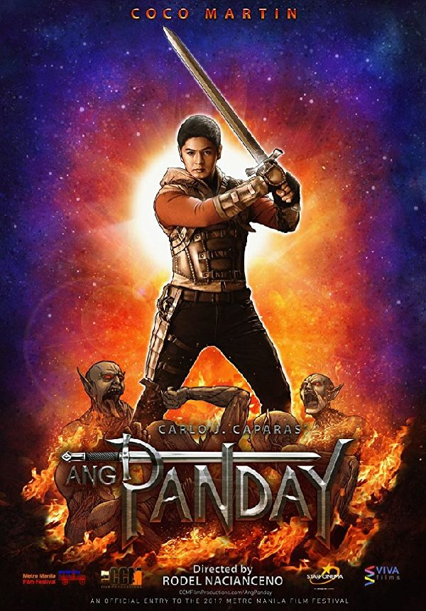 'Ang Panday' movie poster