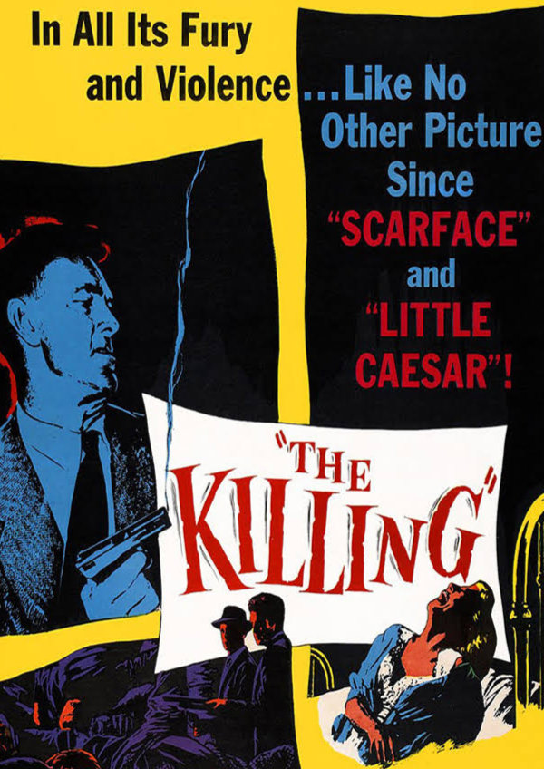 'The Killing' movie poster