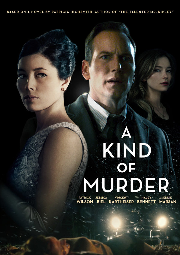 'A Kind of Murder' movie poster