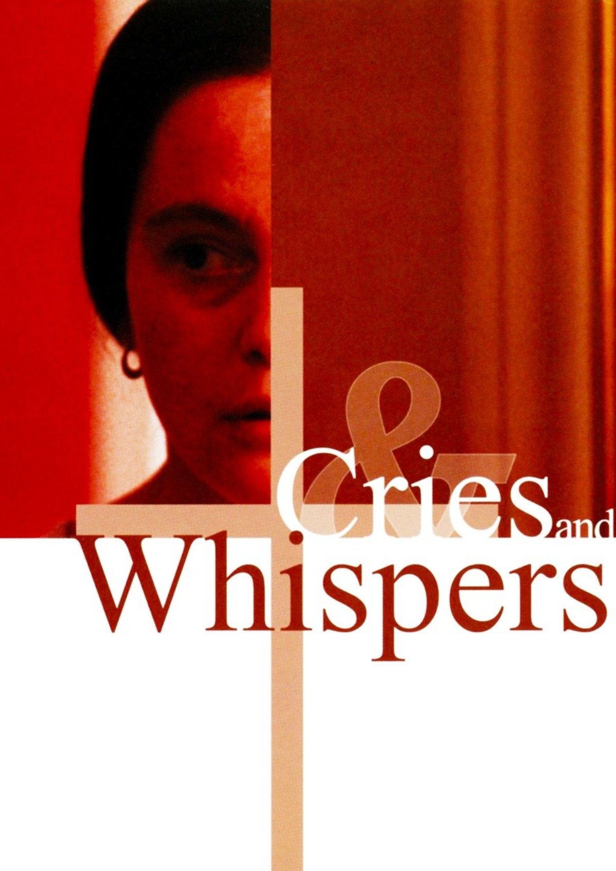 'Cries And Whispers' movie poster
