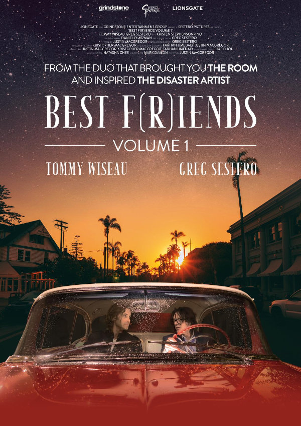 'Best F(r)iends: Volume 1' movie poster