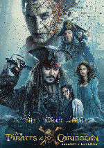 Pirates of the Caribbean: Salazar's Revenge showtimes