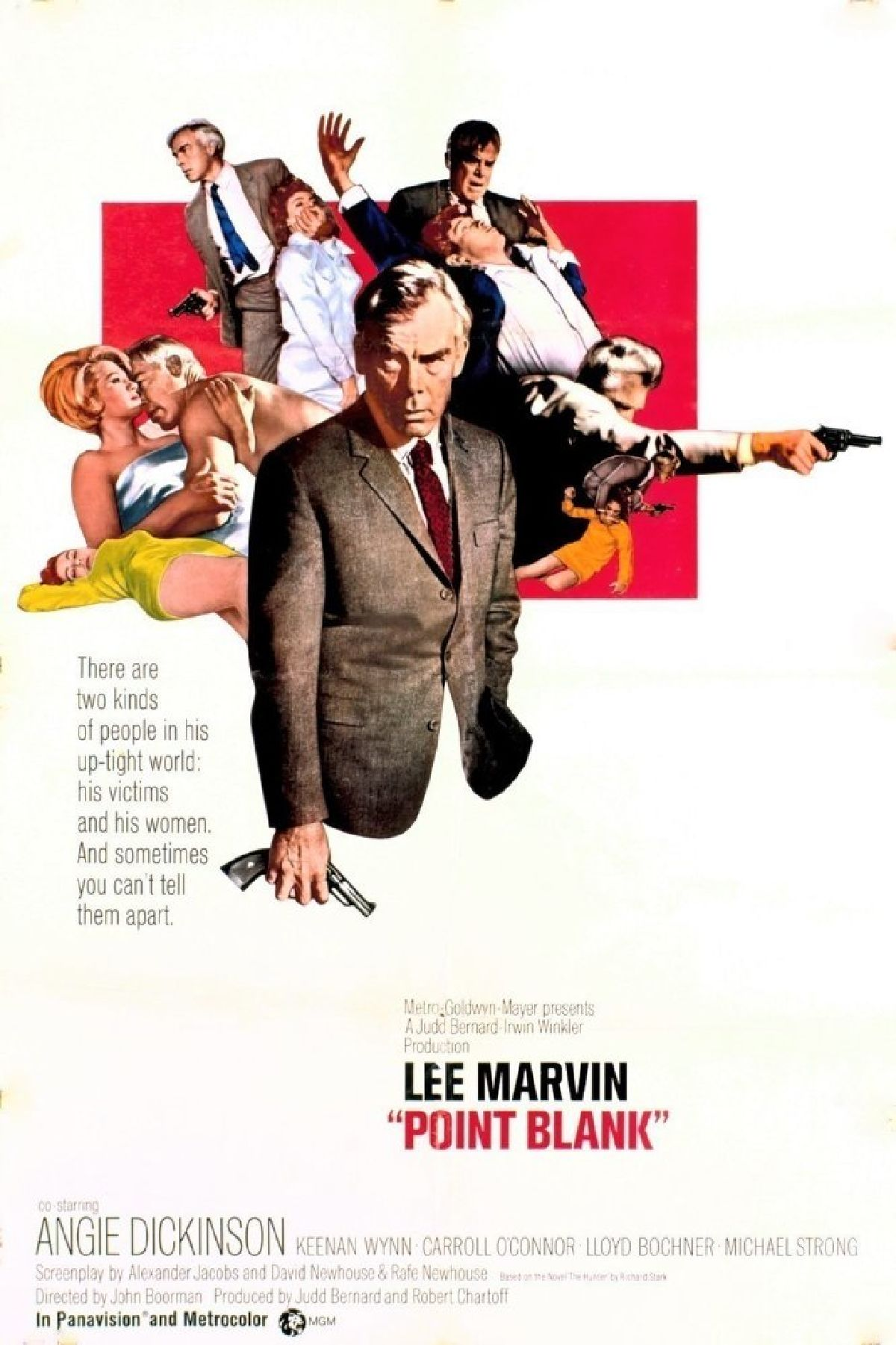 'Point Blank' movie poster