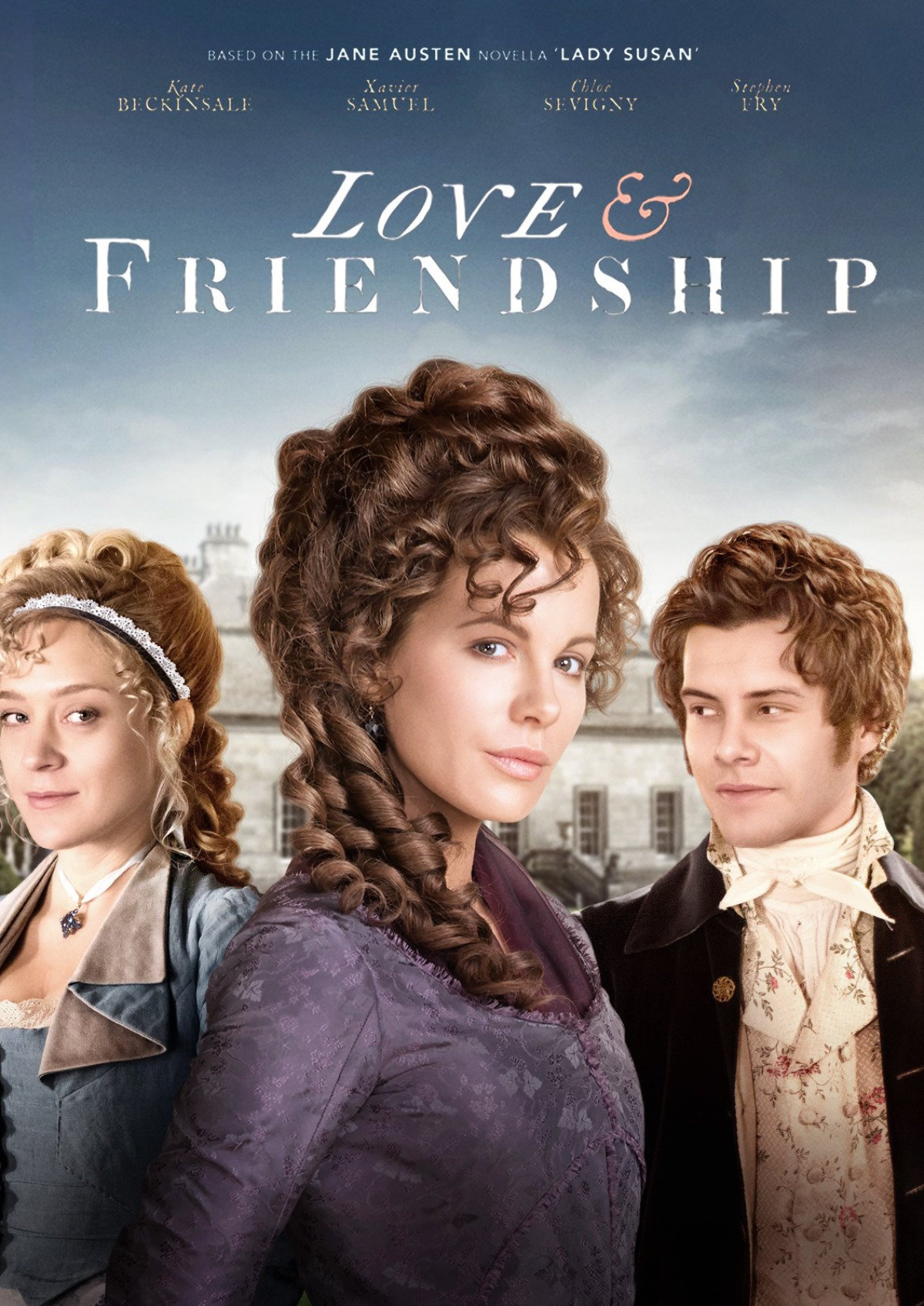 'Love & Friendship' movie poster