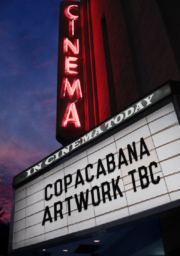 'Copacabana' movie poster