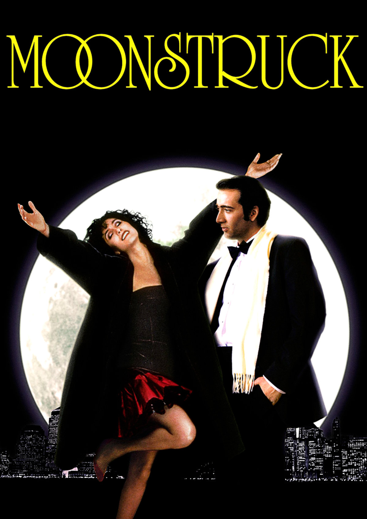 'Moonstruck' movie poster
