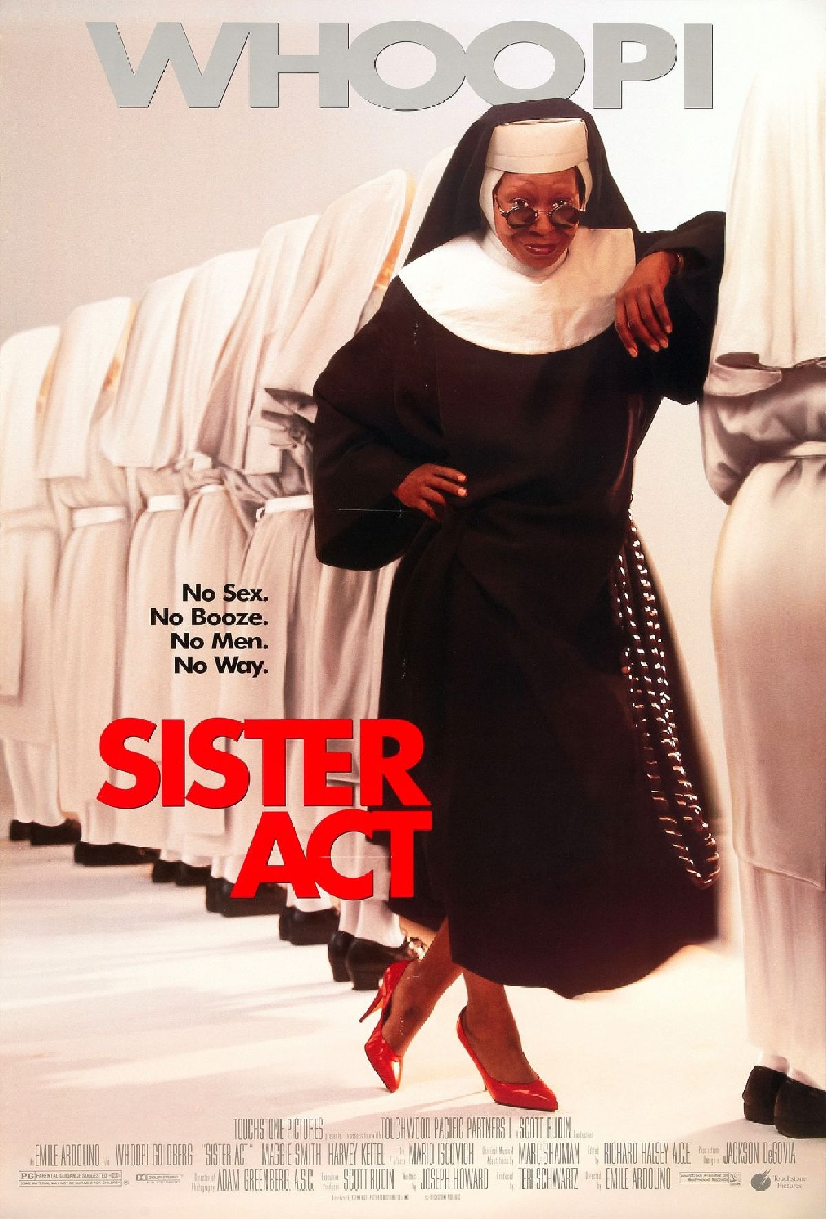 'Sister Act' movie poster