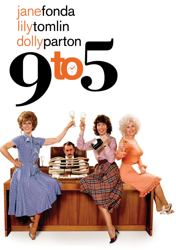 '9 To 5' movie poster