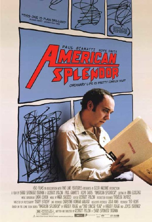 'American Splendor' movie poster