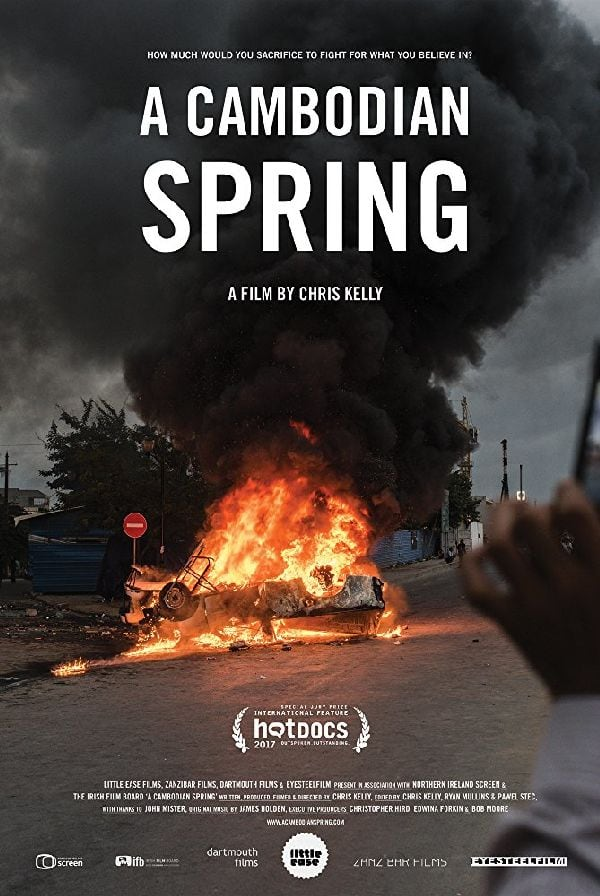 'A Cambodian Spring' movie poster