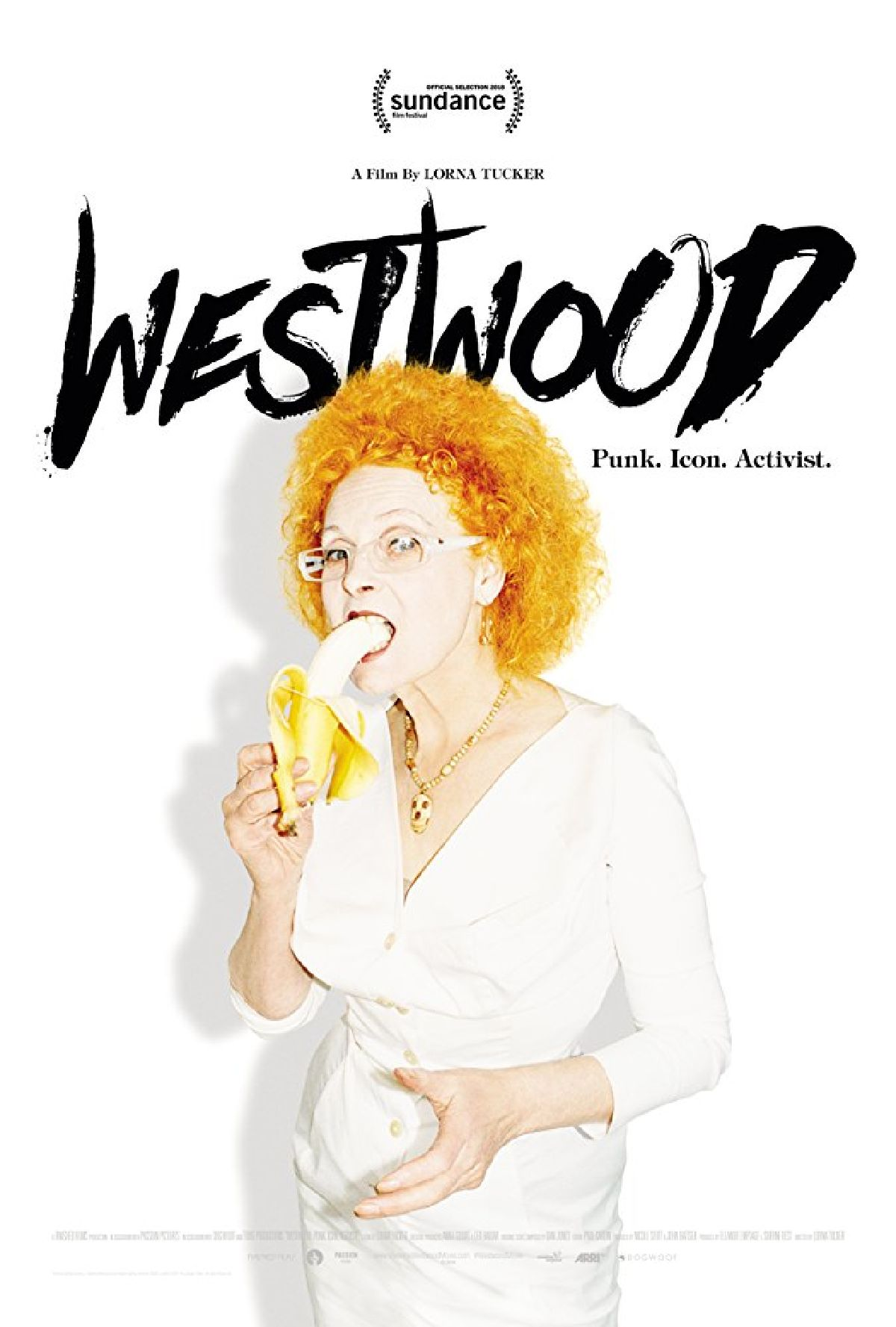 'Westwood: Punk, Icon, Activist' movie poster