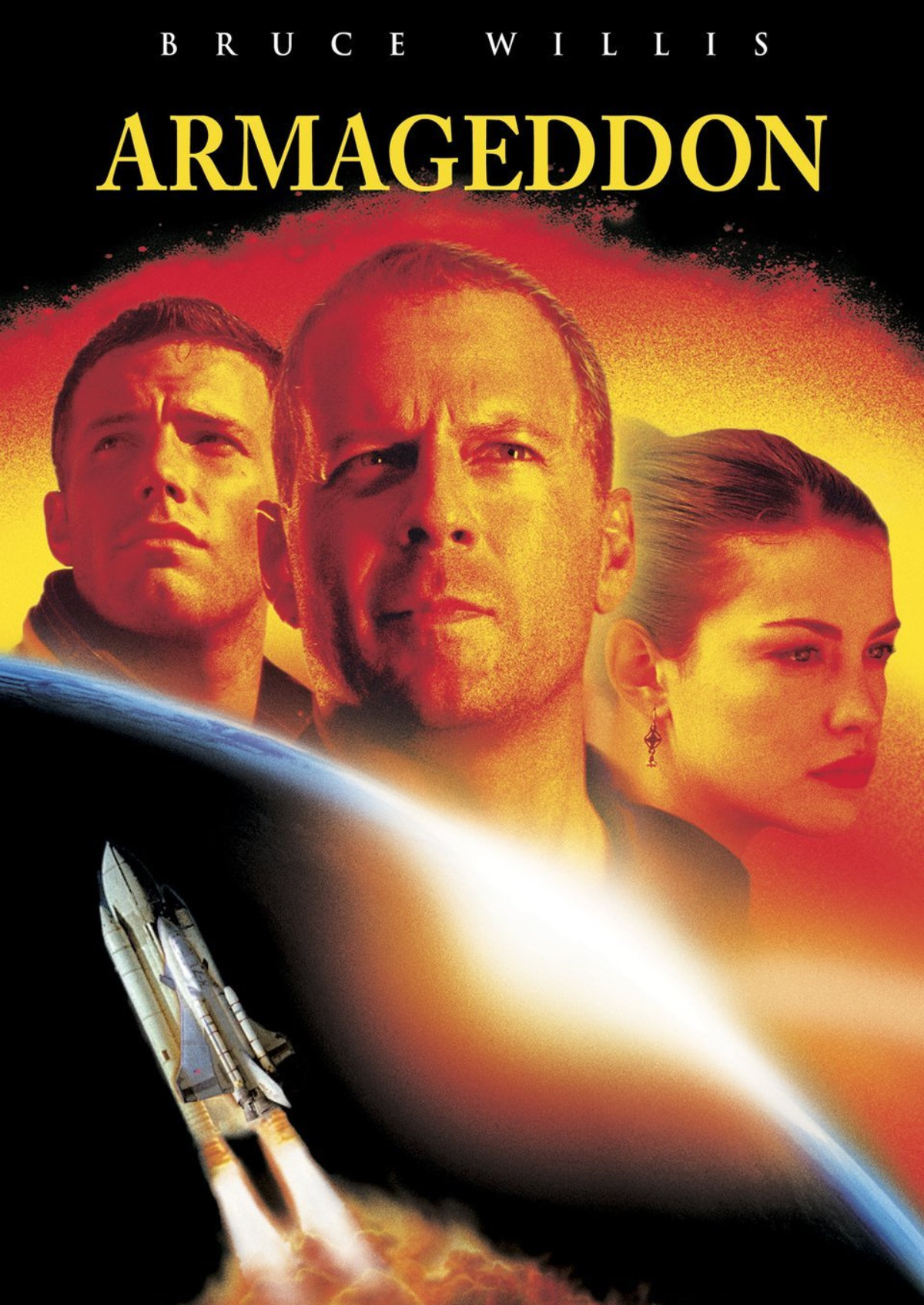 'Armageddon' movie poster