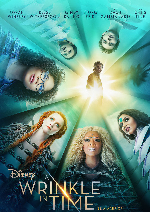 'A Wrinkle in Time' movie poster
