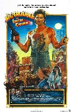 Big Trouble in Little China showtimes