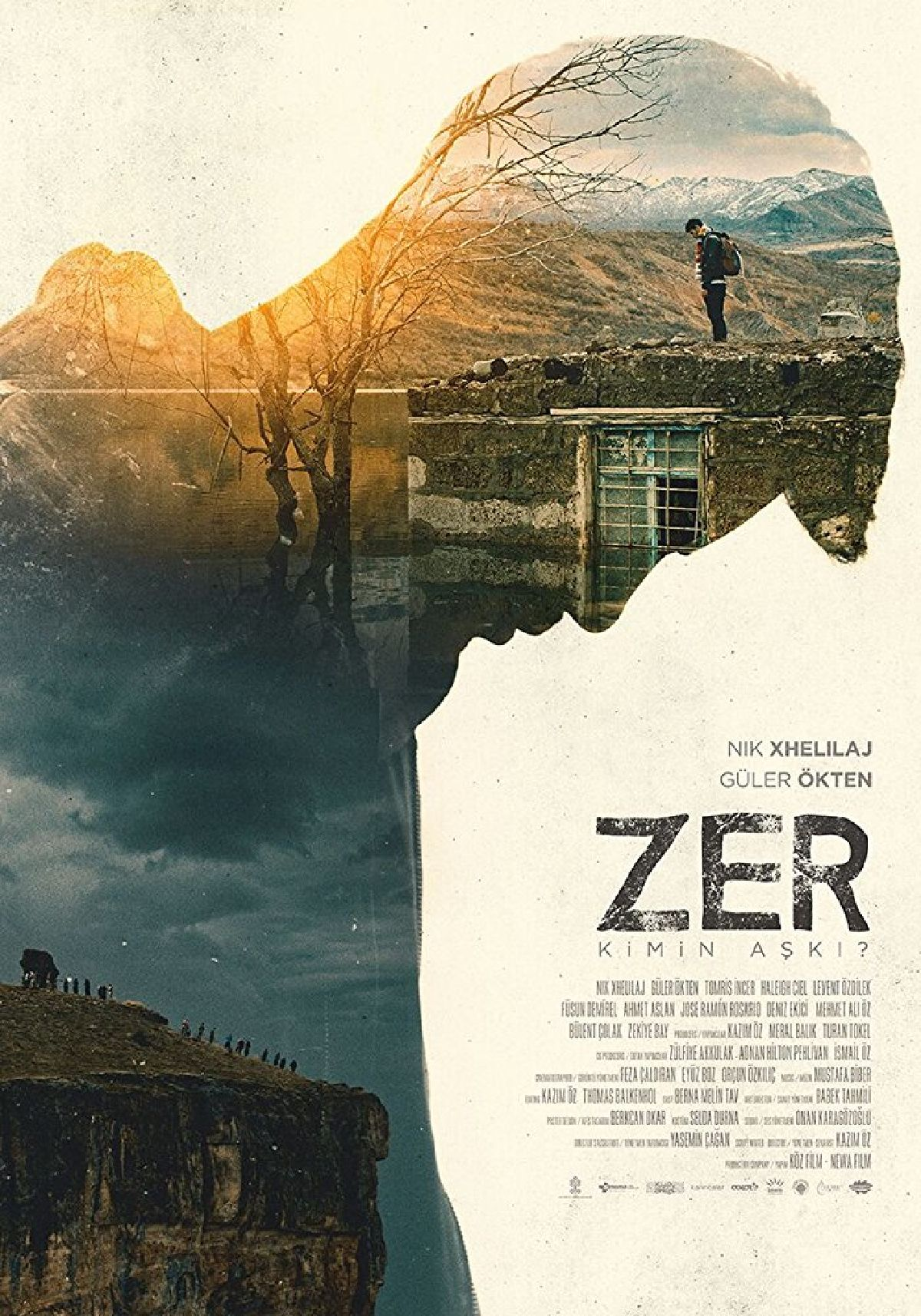 'Zer' movie poster