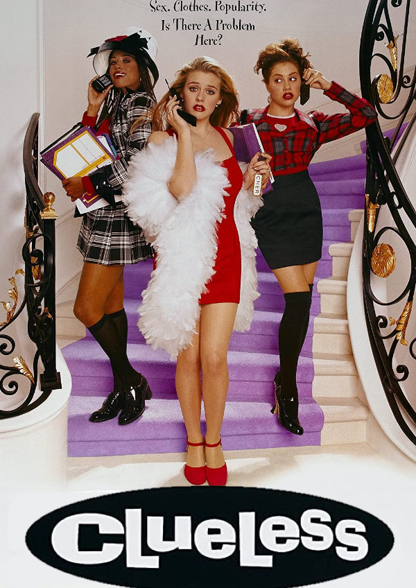 'Clueless' movie poster