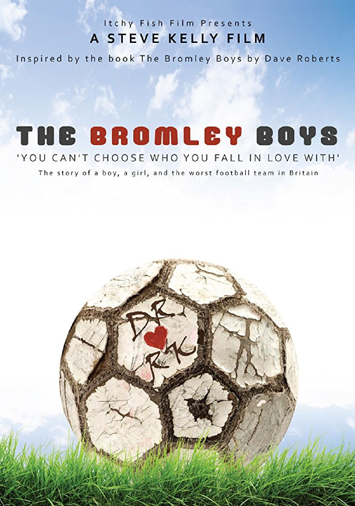 'The Bromley Boys' movie poster