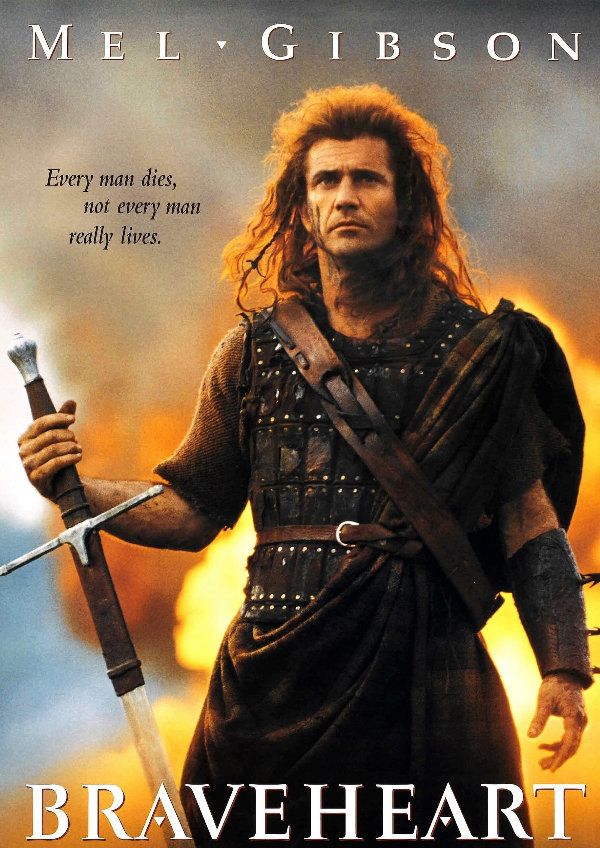 'Braveheart' movie poster