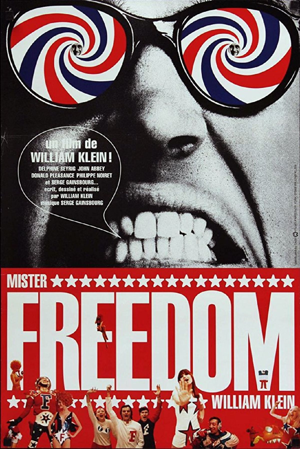 'Mr Freedom' movie poster