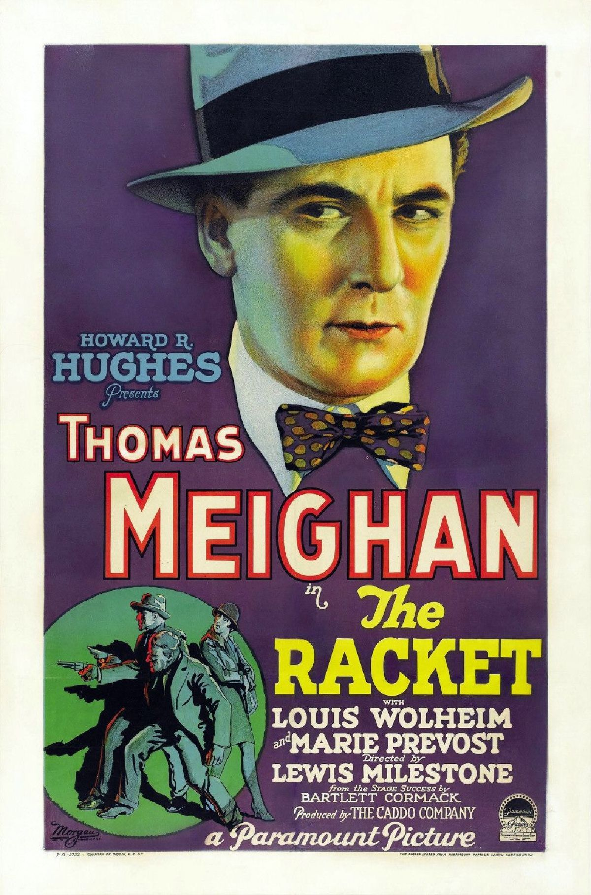 'The Racket' movie poster